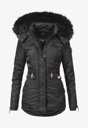 SCHÄTZCHEN - Winter coat - black