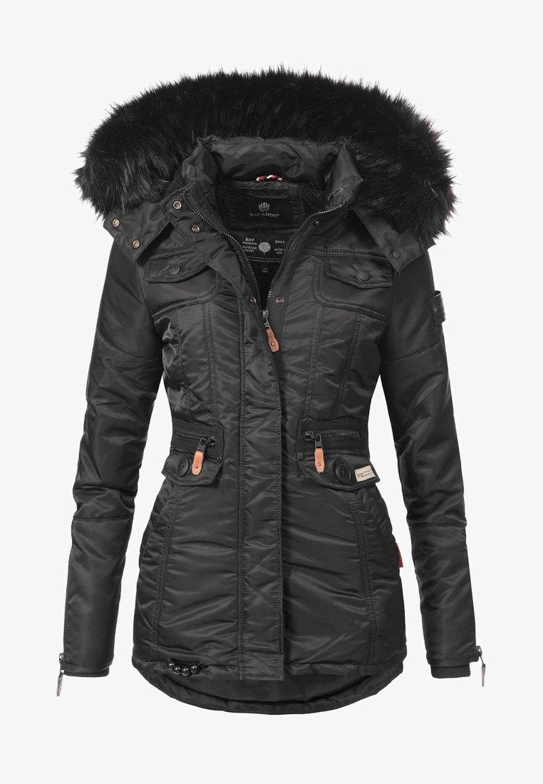 Navahoo - SCHÄTZCHEN - Winter coat - black