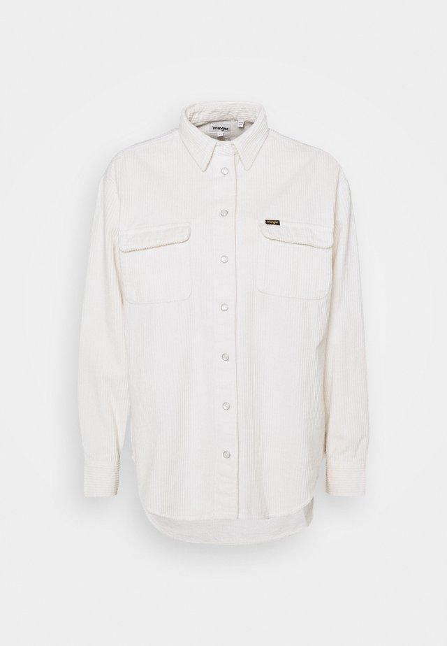 WINTER - Overhemdblouse - whisper white