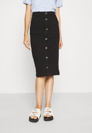 VMJUJU SKIRT  - Pencil skirt - black
