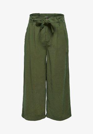 ONLAMINTA ARIS LIFE CULOT - Pantalones - kalamata