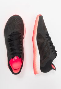 adidas Performance - FOCUS BREATHE FOCUS RUNNING SHOES - Neutral running shoes - core black/solar red/crystal white - 1