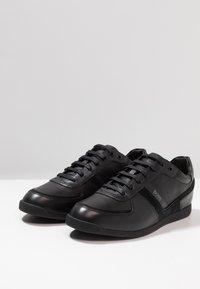 BOSS - GLAZE - Sneakers laag - black - 2