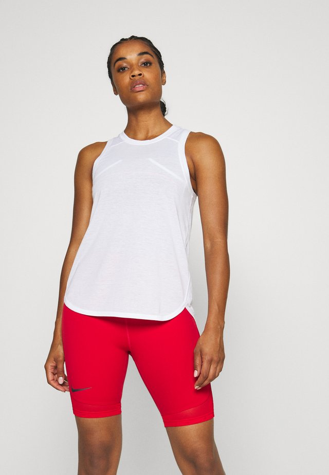 PACESETTER RUNNING VEST - Top - white