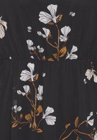 Vero Moda - VMSMILLA DRESS  - Day dress - black/hallie - 2