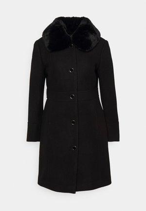LINDA DOLLY - Cappotto classico - black