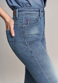 Salsa - PUSH IN - Slim fit jeans - blue - 3