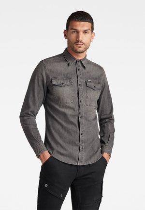 MARINE - Shirt - faded seal grey