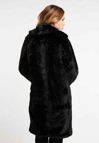 faina - Winter coat - black - 2