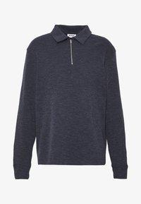 NICK WAFFLE - Långärmad tröja - navy