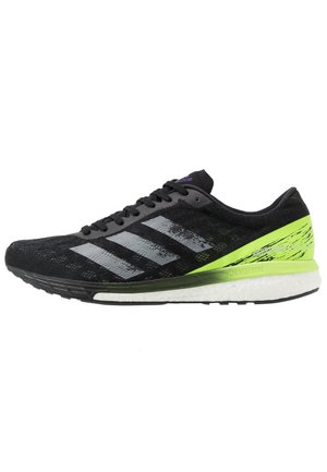 ADIZERO BOSTON 9 M - Zapatillas de running estables - cblack/cblack/siggnr