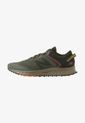 FRESH FOAM TRAIL ARISHI - Chaussures de running - tan