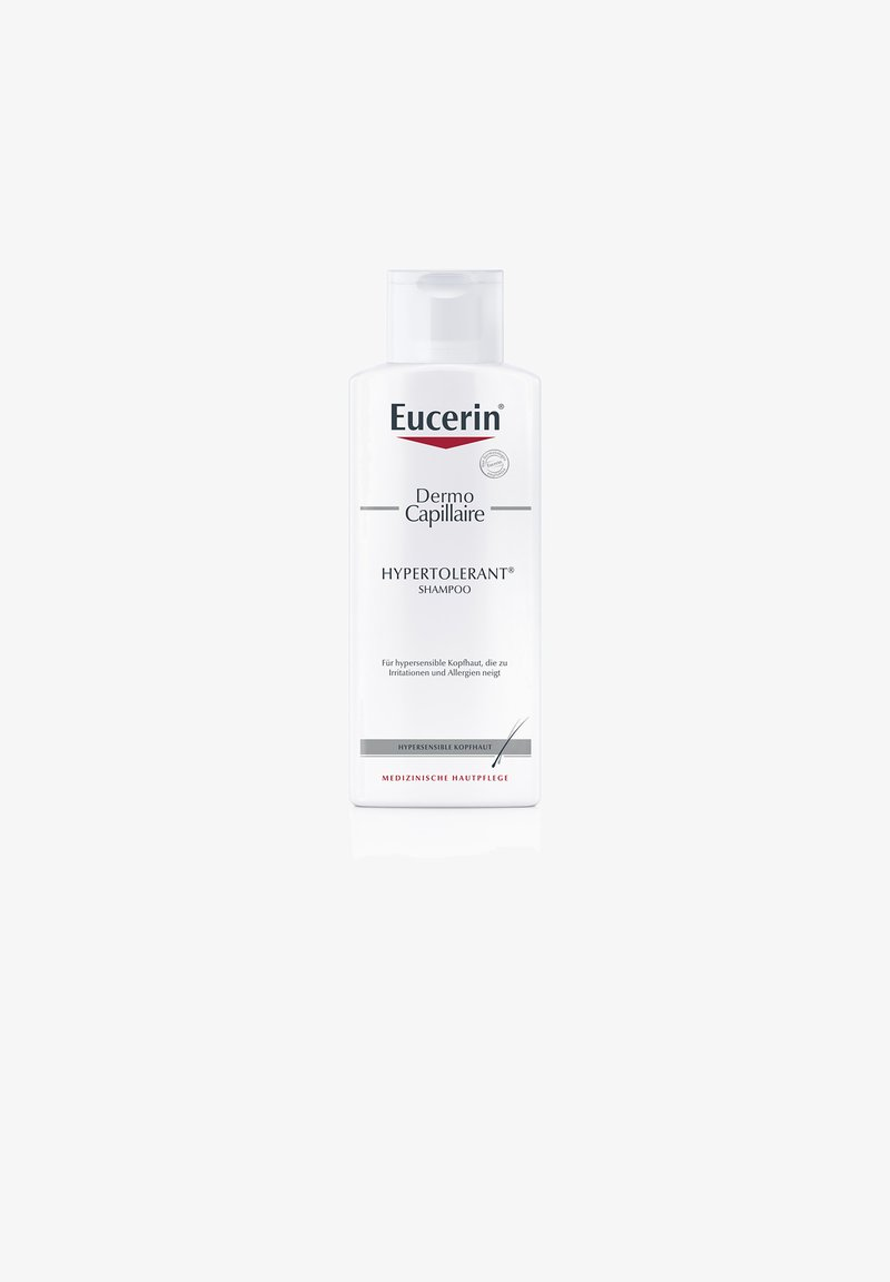 Eucerin - SHAMPOO HYPERTOLERANT SHAMPOO DERMOCAPILLAIRE, FÜR EMPFINDLICHE  - Shampoo - -