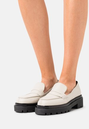 Slip-ons - off white