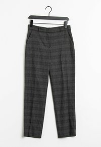 HALLHUBER - Trousers - grey - 0
