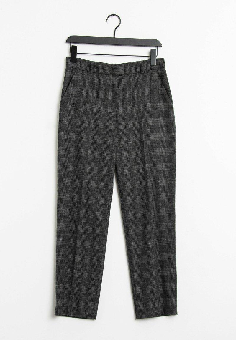 HALLHUBER - Trousers - grey