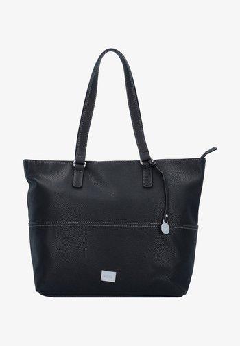 SHOPPER BUDAPEST - Tote bag - black
