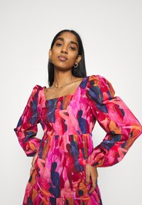 Never Fully Dressed - RAINBOW TILES MIDI DRESS - Day dress - multi - 3