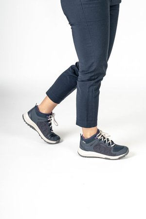 EXPLORE MID WP - High-top trainers - blue