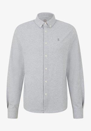 Shirt - grau meliert