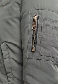 Bombers - BARCELONE - Winter jacket - khaki - 5
