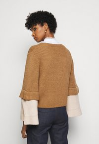 See by Chloé - Maglione - brown/white - 2