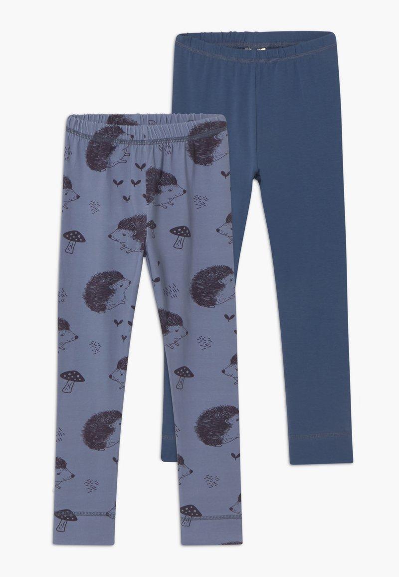 Walkiddy - 2 PACK - Leggings - Trousers - blue