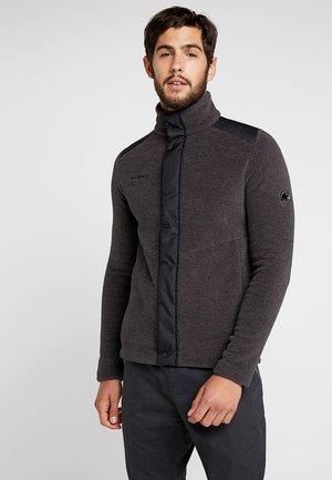 INNOMINATA - Fleece jacket - black mélange