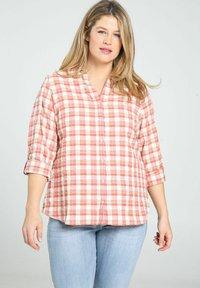 Paprika - Button-down blouse - blush - 0