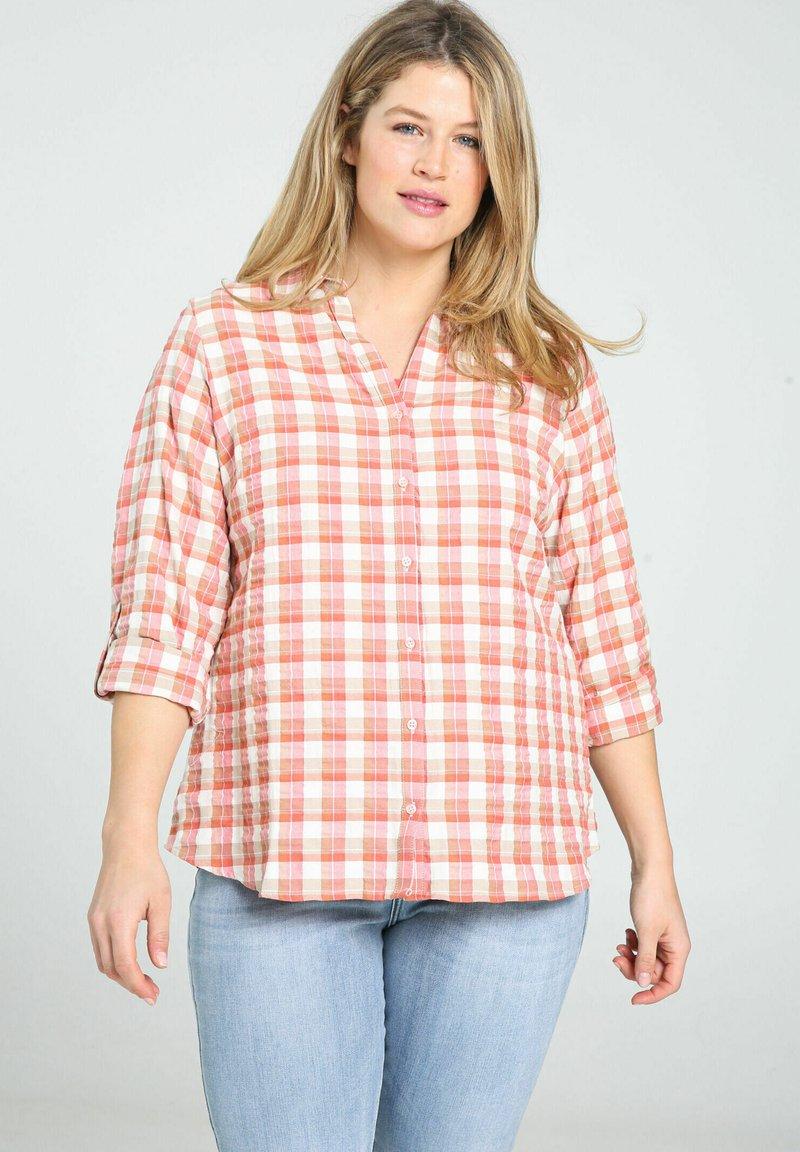 Paprika - Button-down blouse - blush