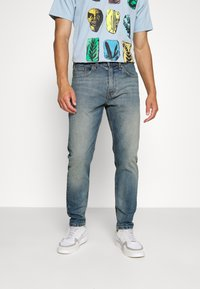 Levi's® - 502™ TAPER HI BALL - Jeans Tapered Fit - northern spotted - 0