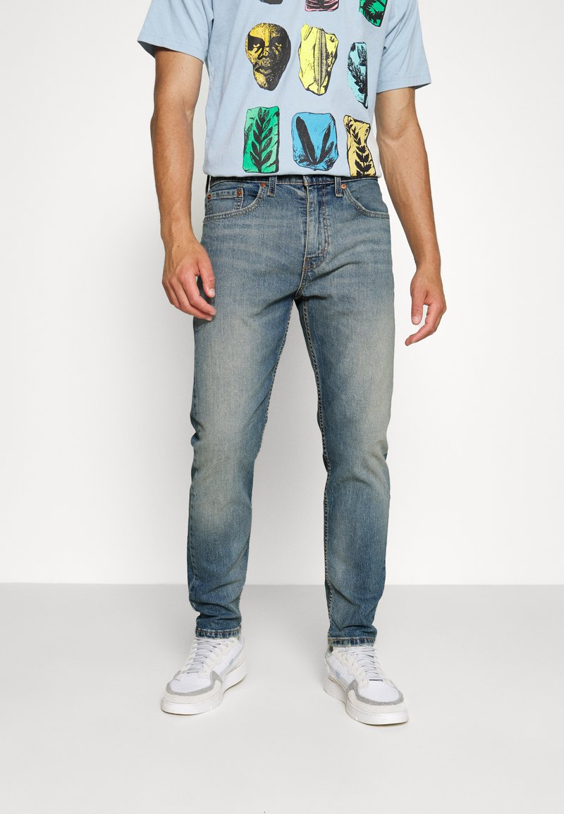 Levi's® - 502™ TAPER HI BALL - Jeans Tapered Fit - northern spotted