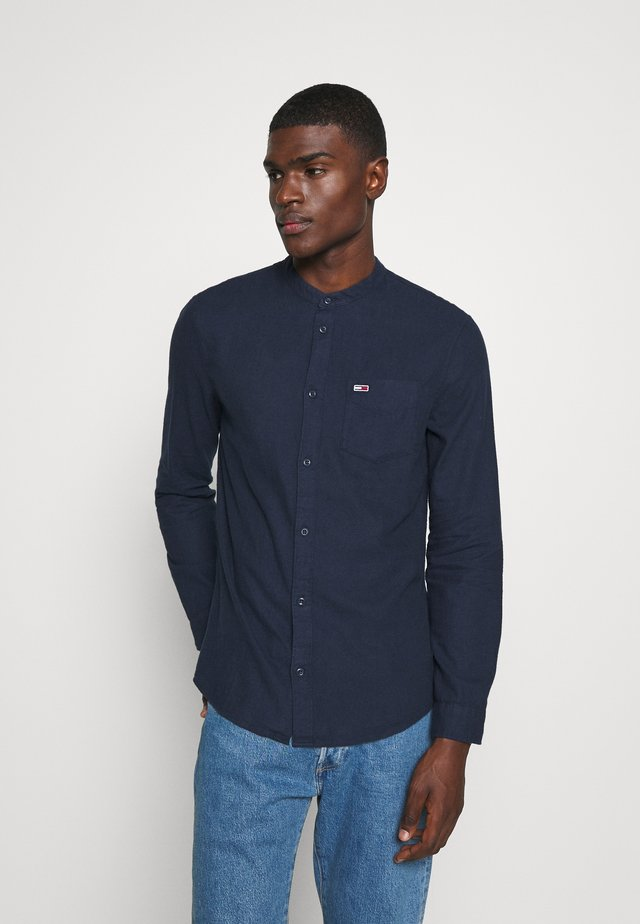SOLID MAO - Shirt - twilight navy