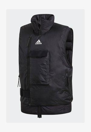 VEST URBAN COLD.RDY OUTDOOR DOWN VEST - Down jacket - schwarz