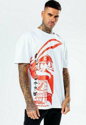 LEGO NINJAGO LLOYD  - Print T-shirt - white