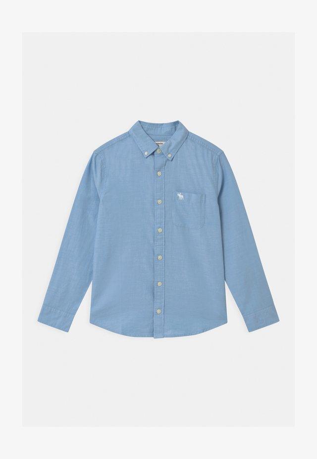 PREPPY - Skjorte - solid blue