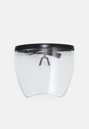 FRONT VISOR UNISEX - Altri accessori - black/transparent
