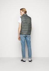 Polo Ralph Lauren - TERRA VEST - Waistcoat - charcoal grey - 2