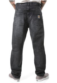 Carhartt WIP - Straight leg jeans - black - 1