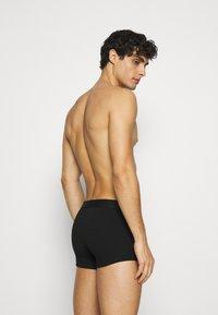 HUGO - TRUNK EXCITE - Pants - black - 1