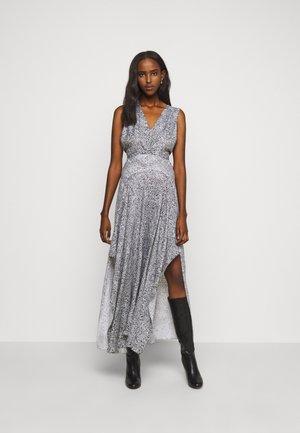 RENALLE - Cocktail dress / Party dress - noir/blanc