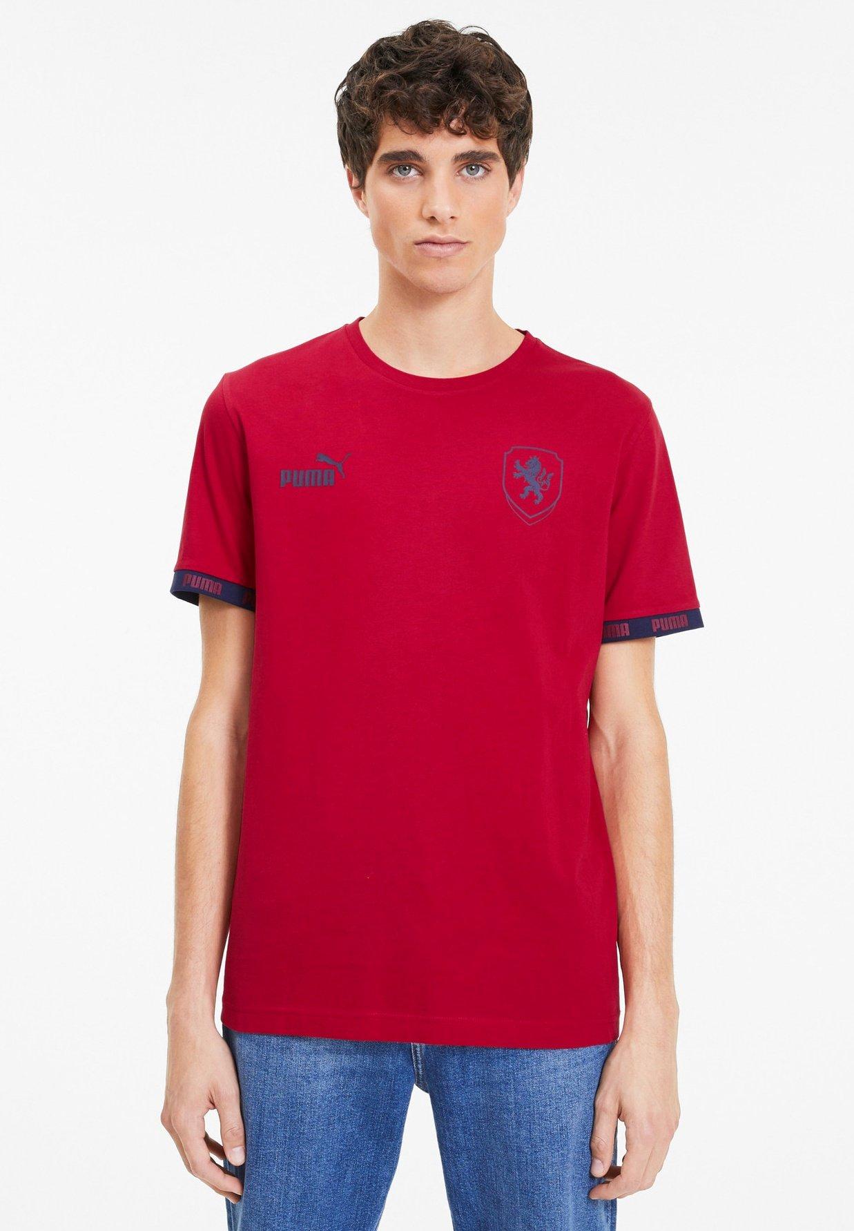 Homme CZECH REPUBLIC  - T-shirt imprimé