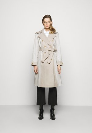 Trenchcoat - tone cream/feathe