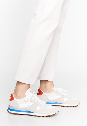 WHITE TECHNICAL - Trainers - white