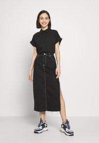Vero Moda - Skjorte - black - 1