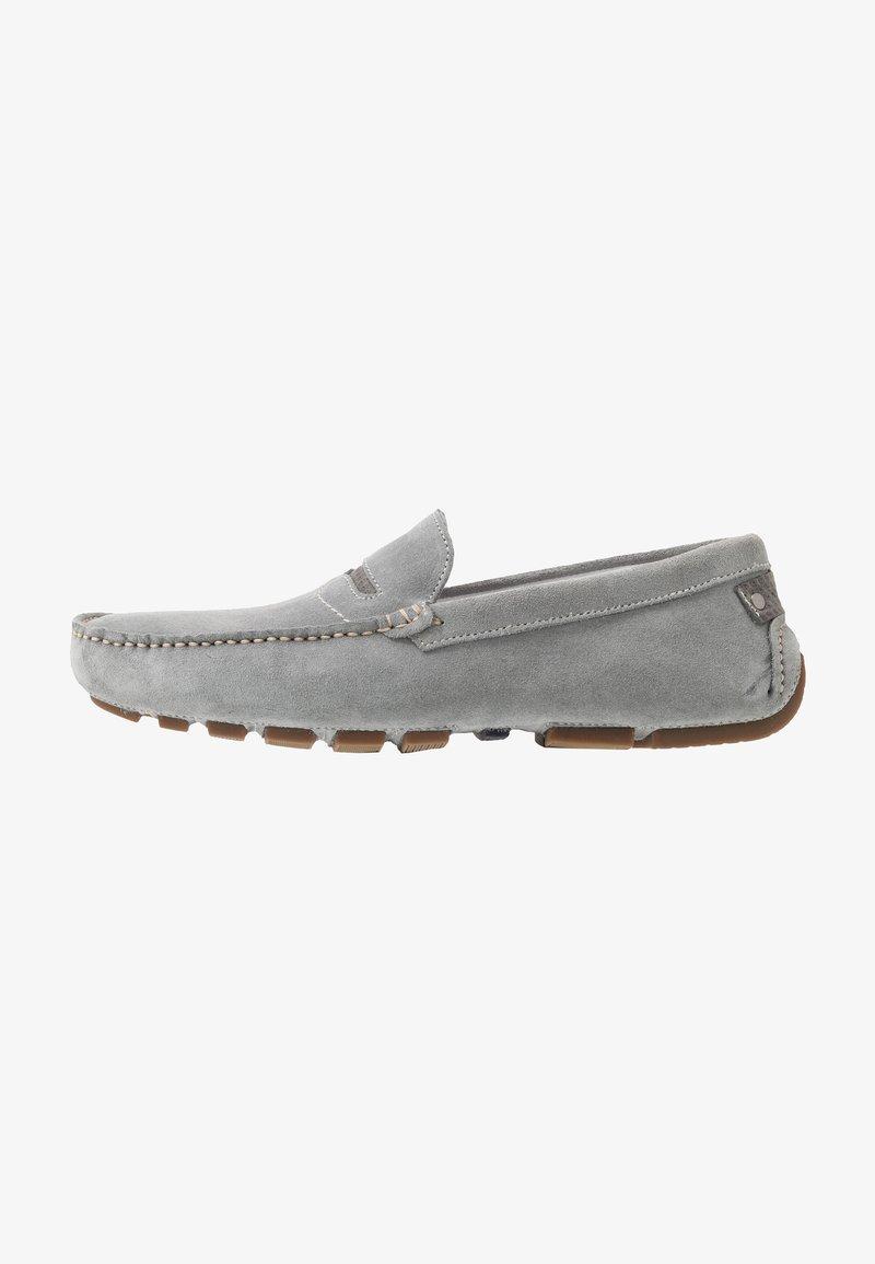 Van Lier - AUTOMOC - Moccasins - grey