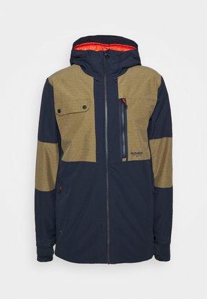 TAMARACK - Kurtka snowboardowa - navy blazer