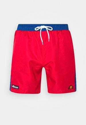 GENOA - Swimming shorts - red