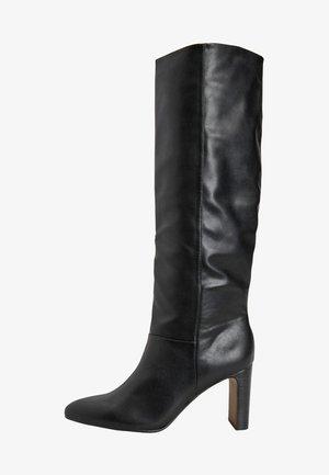 FOREVER COMFORT - Vysoká obuv - black