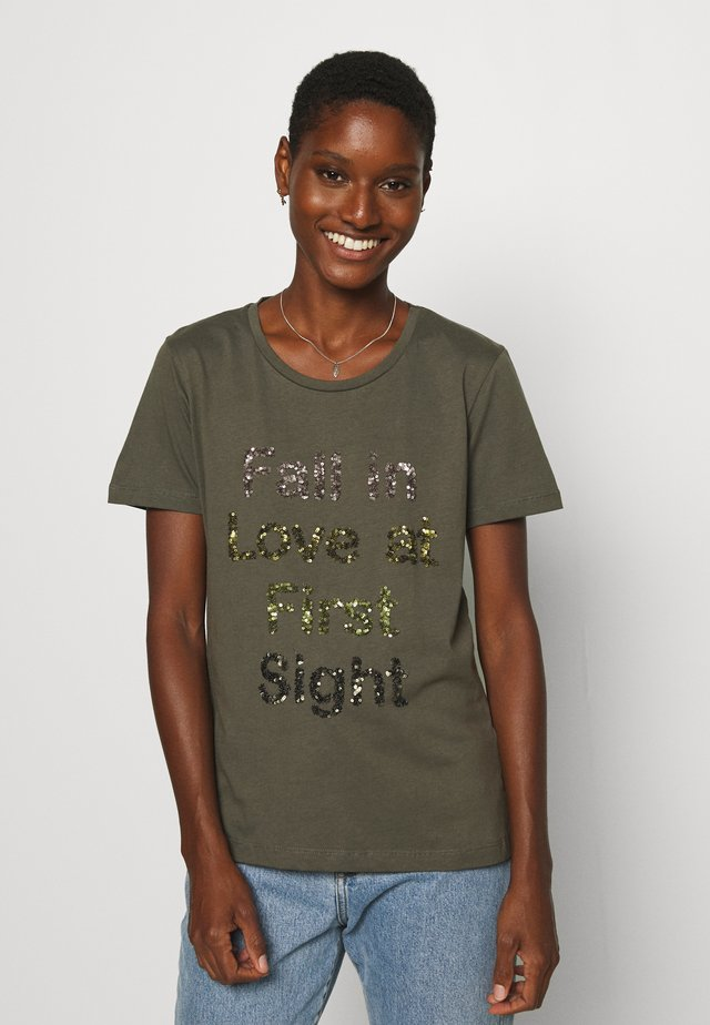 FLORISA - T-shirt med print - sea turtle